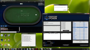 WE BINK FIRST PLACE FOR 1300 BUCKS IN THE 3500K GTD 2.3.13