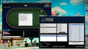 Finished 2nd in the 3500 GTD Rebuy for $662.58 3.11.13
